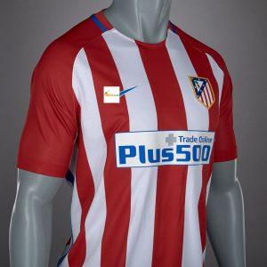 áo Atletico Madrid sân khách 2016-2017