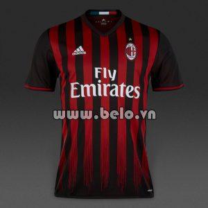 Áo AC Milan sân nhà 2016-2017 mới nhất.