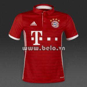Áo Bayern Munich đỏ sân nhà mùa giải 2016-2017 giá rẻ