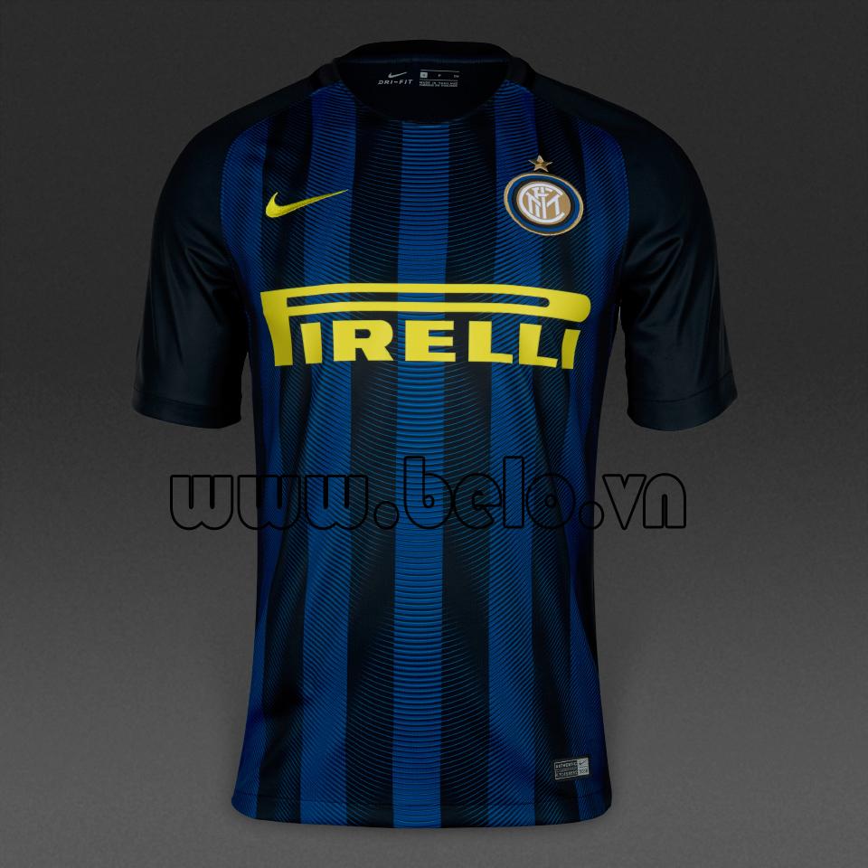 Áo Inter Milan sân nhà 2016-2017 giá rẻ tại Hà Nội