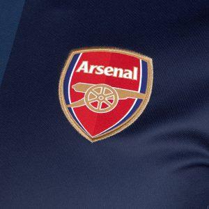 áo Arsenal mẫu thứ 3 sân khách