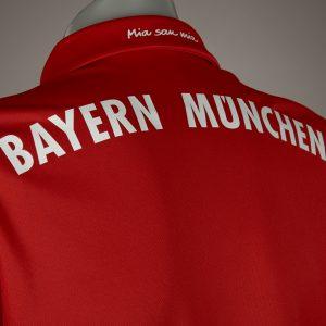 Áo Bayern Munich 2016-2017 sân nhà