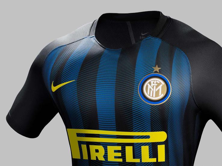 Áo Inter Milan sân nhà 2016-2017