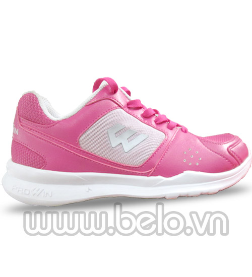 Giày chạy bộ Prowin nữ Running 09 hồng đào