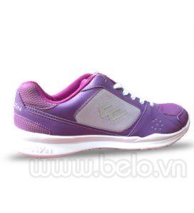 Giày chạy bộ Prowin nữ Running 10 tím sẫm