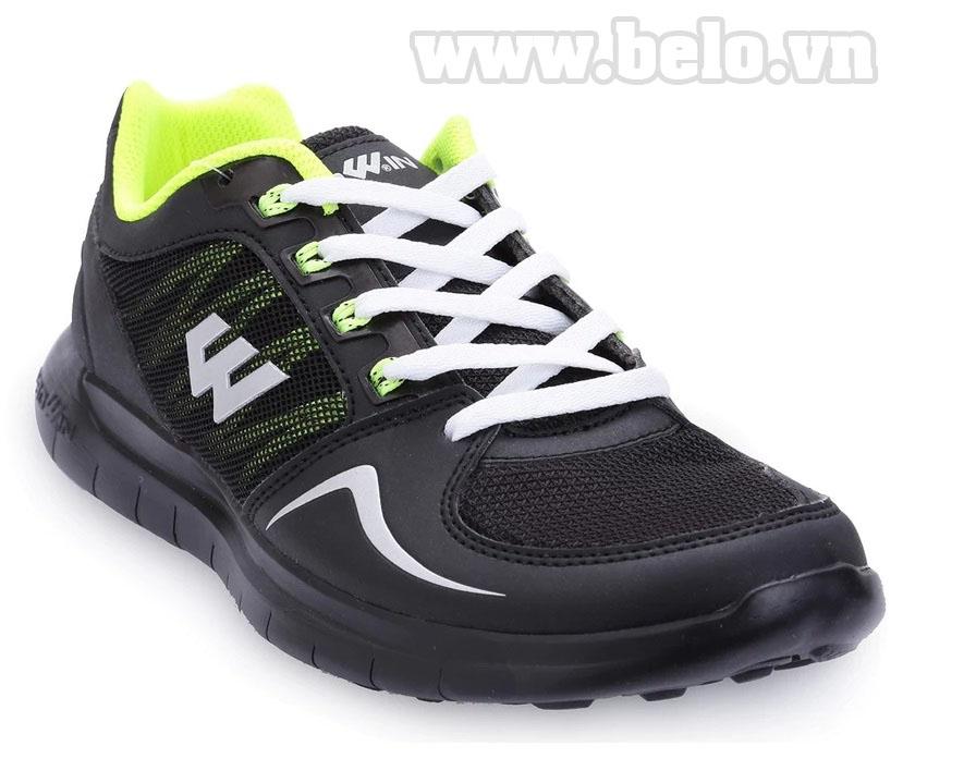 Vẻ đẹp của đôi giày chạy bộ Prowin nam R03 đen