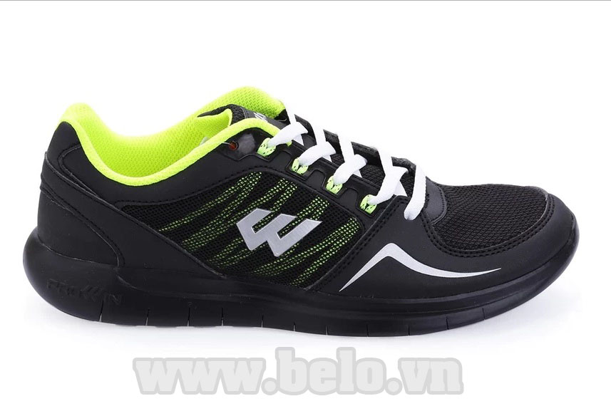Giày chạy bộ Prowin nam R02 đen