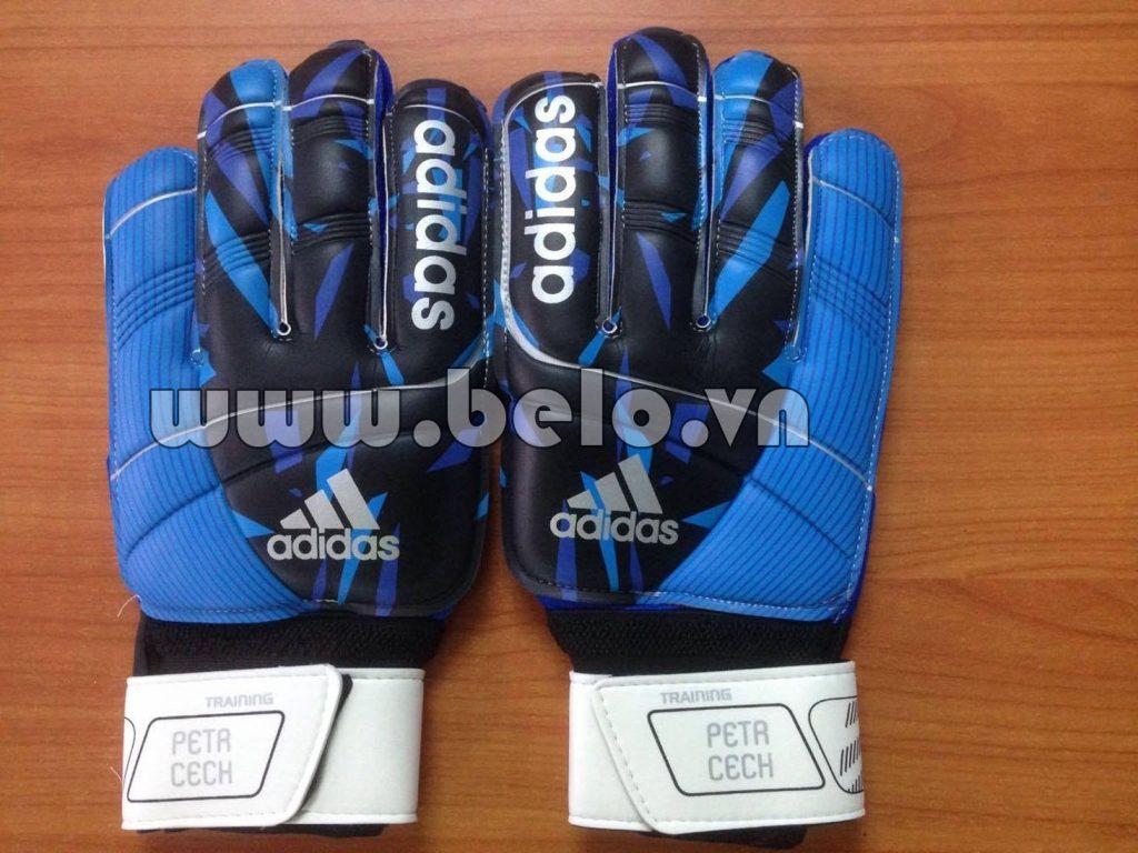 Găng tay thủ môn Adidas Petr Cech Training xanh đen