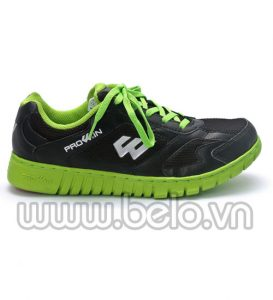 Giày chạy bộ Prowin nữ Running 02 xanh đen