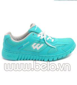 Giày chạy bộ Prowin nữ Running 04 xanh ngọc