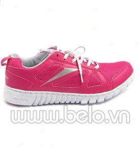 Giày chạy bộ Prowin nữ Running 05 hồng đậm