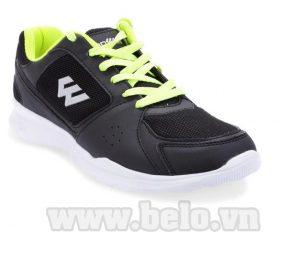 Giày chạy bộ Prowin nam R02 đen đế trắng