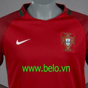 Áo đội tuyển Bồ Đào Nha sân nhà