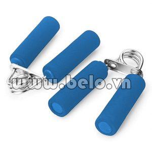 Cặp bóp tay xanh biển
