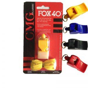 Còi trọng tài ( bóng đá, bóng rổ, bóng chuyền) FOX 40, FOX80