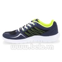 Giày chạy bộ Prowin nữ Running 11 xanh than.