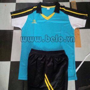 Áo bóng chuyền proning nam màu xanh ngọc P01