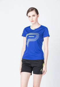 Áo bóng chuyền nữ mà xanh dương mã PN 04