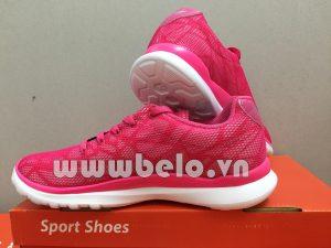 Giày chạy bộ Prowin nữ Windy RS04 hồng cánh sen