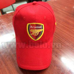 Mũ bóng đá CLB arsenal