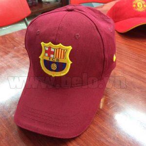 Mũ bóng đá CLB barca
