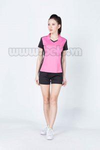 Quần áo bóng chuyền nữ cao cấp chính hãng Donexpro mã 2016-73