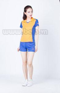 Quần áo bóng chuyền nữ cao cấp chính hãng Donexpro mã 2016-74