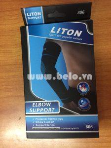 Bảo vệ khủy tay dài bóng chuyền thương hiệu Liton