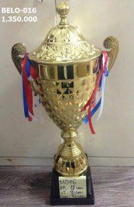 Cúp thể thao Belo-016 hợp kim mạ vàng