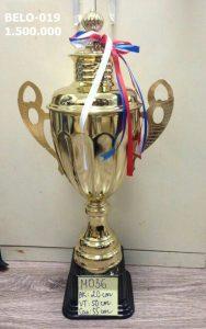 Cúp thể thao Belo-019 hợp kim mạ vàng