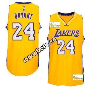 Đồng phục quần áo  bóng rổ BR008 vàng