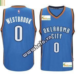 Đồng phục quần áo bóng rổ BR010 xanh bích