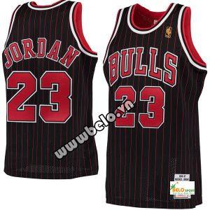 Đồng phục quần áo bóng rổ BR016 đen pha đỏ