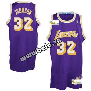 Đồng phục quần áo bóng rổ BR081 tím