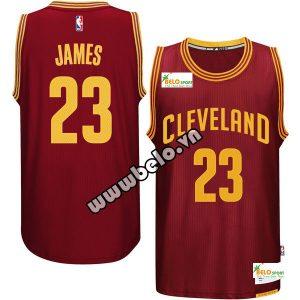 Đồng phục quần áo bóng rổ  BR001 Đỏ đô