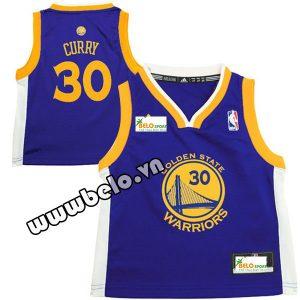 Đồng phục quần áo bóng rổ BR073  xanh