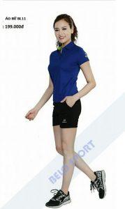 Áo bóng chuyền  nữ Donexpro 2017 BL11