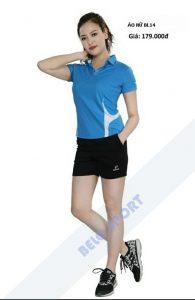 Áo bóng chuyền  nữ Donexpro 2017 BL14