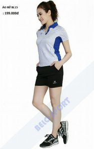 Áo bóng chuyền  nữ Donexpro 2017 BL15