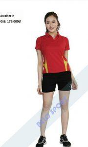 Áo bóng chuyền  nữ Donexpro 2017 BL19
