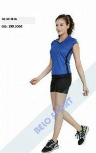 Bộ quần áo nữ Donexpro 2017 BL06