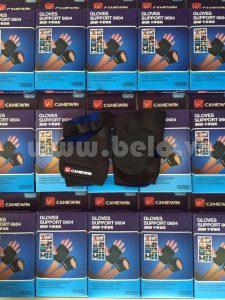 Găng tay tập tạ, găng tay tập gym Gloves support 0604