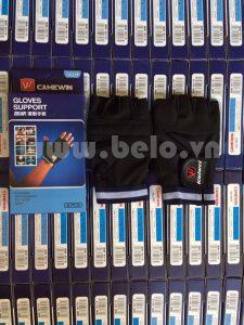 Găng tay tập tạ, găng tay tập gym Gloves support 0607