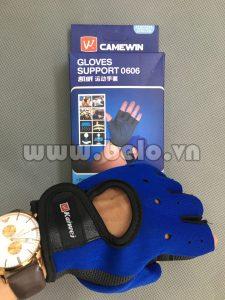 Găng tay tập tạ, găng tay tập gym Gloves support 0606