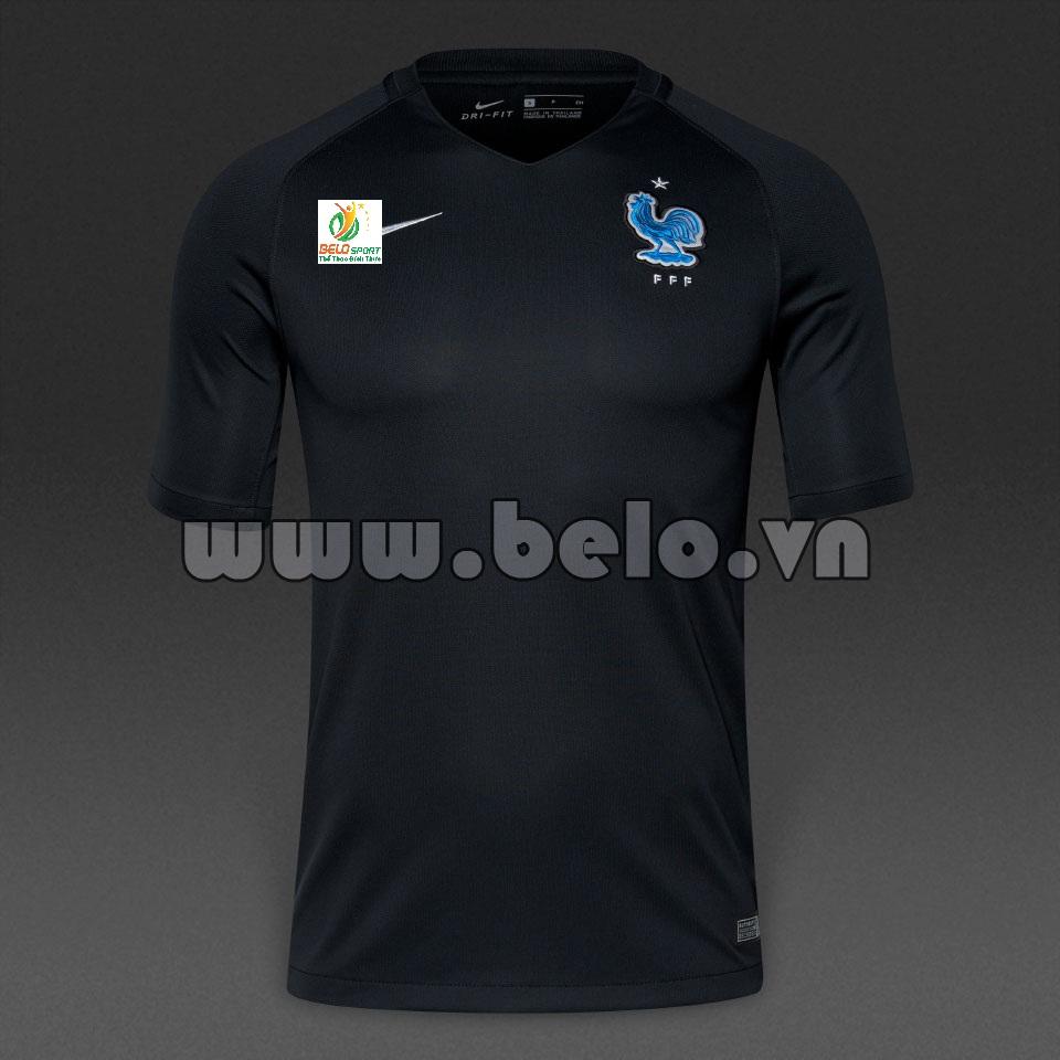 Áo bóng đá đội tuyển Pháp 2016-2017