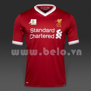Áo bóng đá câu lạc bộ liverpool đỏ