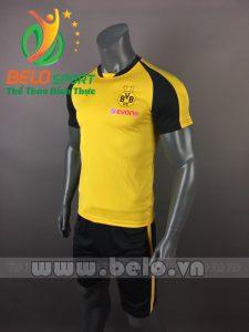 Áo bóng đá CLB Dortmund 2017-2018 màu vàng