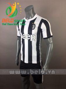 Áo bóng đá CLB Juventus 2017-2018