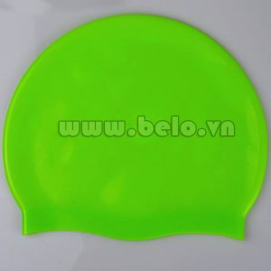 Mũ bơi chính hãng speedo màu xanh lá  MB17