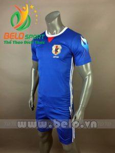 Áo bóng đá đội tuyển Nhật Bản 2017-2018 màu xanh